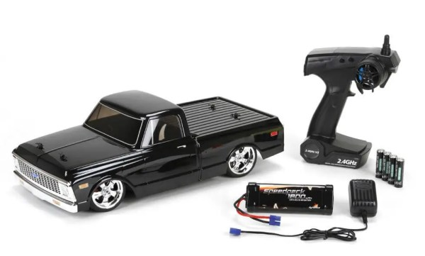 Vaterra Chevy C10 Pickup Truck Package