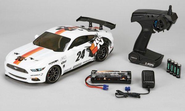 Vaterra K&N Ford Mustang GT Drift Car Package