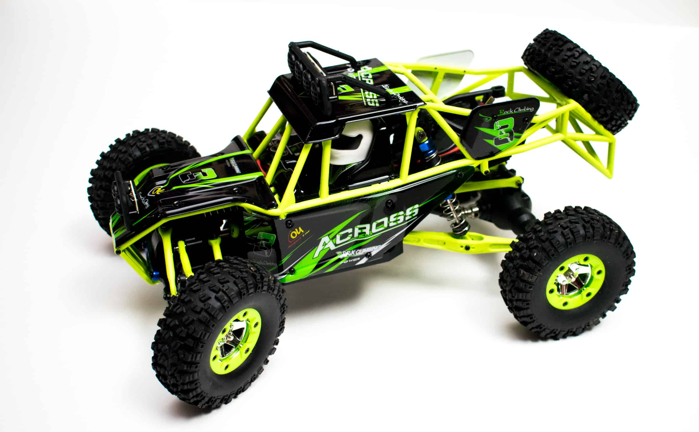 First Impressions: WLToys 12428 Off-road Buggy