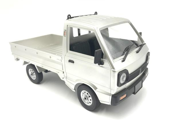 A Unique Scale Machine: WPL RC's D12 Kei Truck