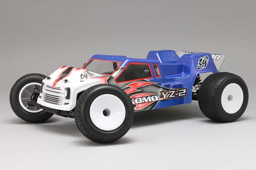 Yokomo YZ-2 T 1/10-scale Truggy Kit