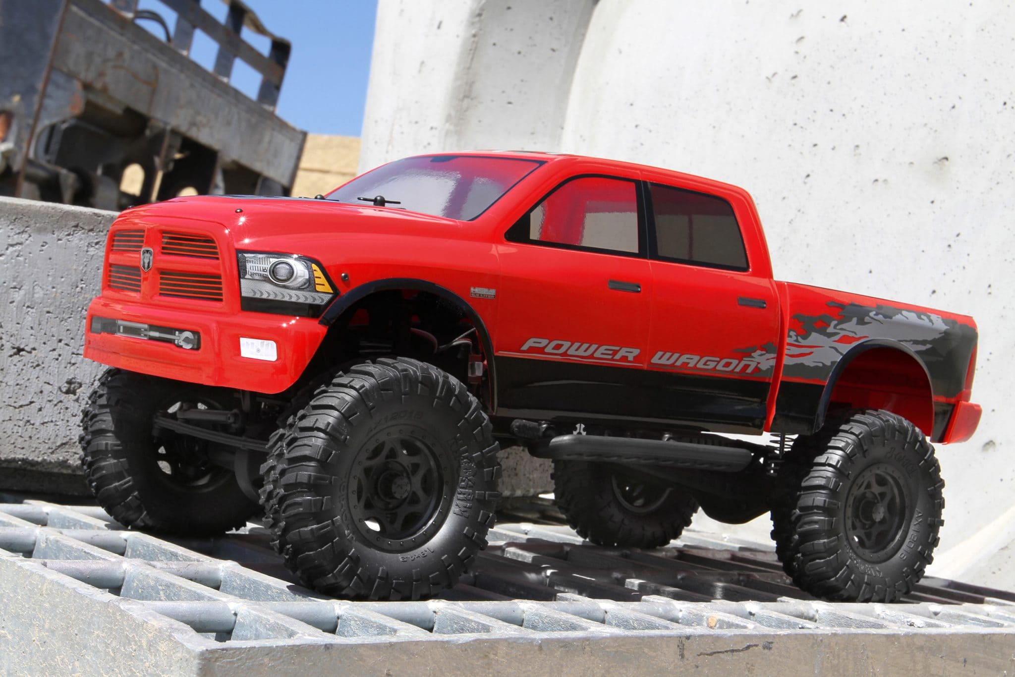 Axial Unleashes the Power(Wagon)