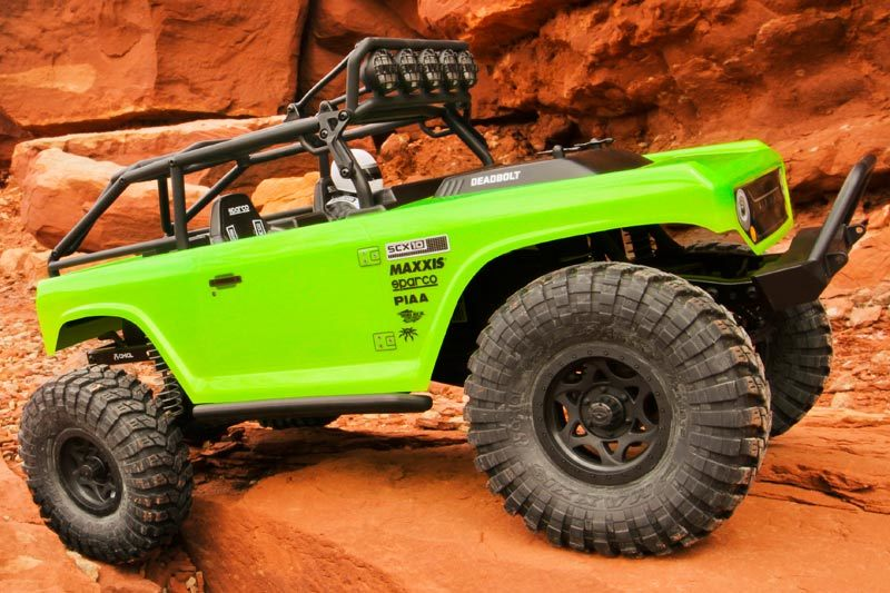 Something borrowed, something new for Axial's SCX10 Line – Deadbolt