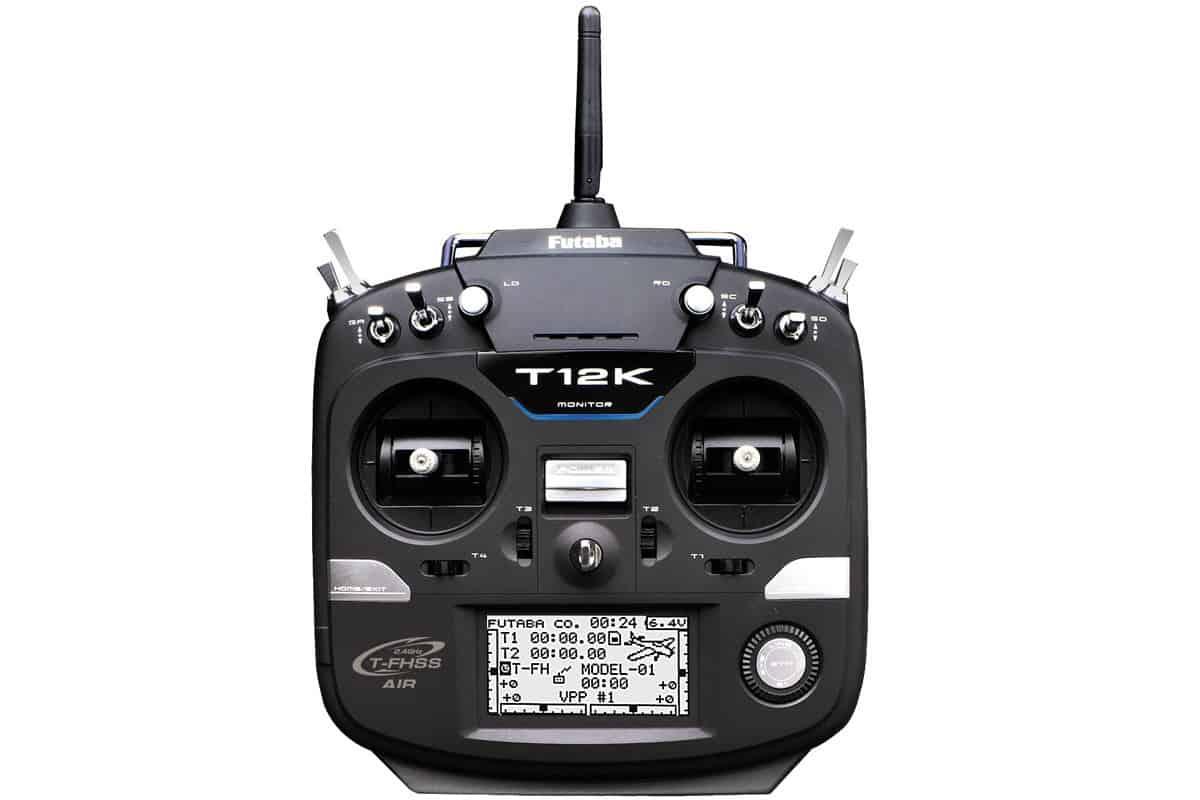 Futaba 12K T-FHSS 14-Channel Radio System