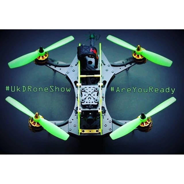 Look to the sky: A new quadcopter magazine is approaching soon!