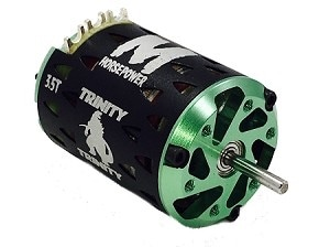 Supercharge Your R/C Dragster with Trinity's Monster Mod 3.5T Brushless Motor