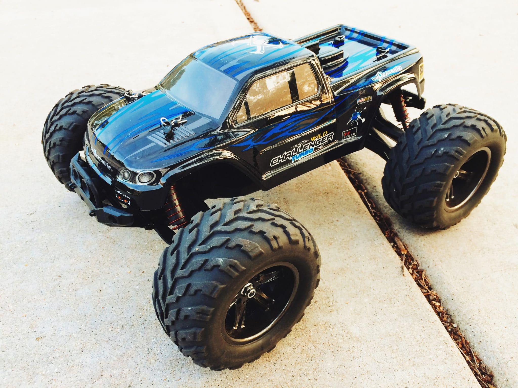 GP Toys Foxx S911 R/C Monster Truck – The Review