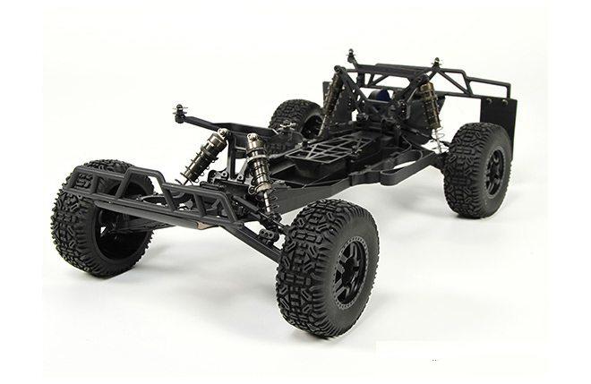 HobbyKing's new, under-$100 2WD SCT V2 Kit