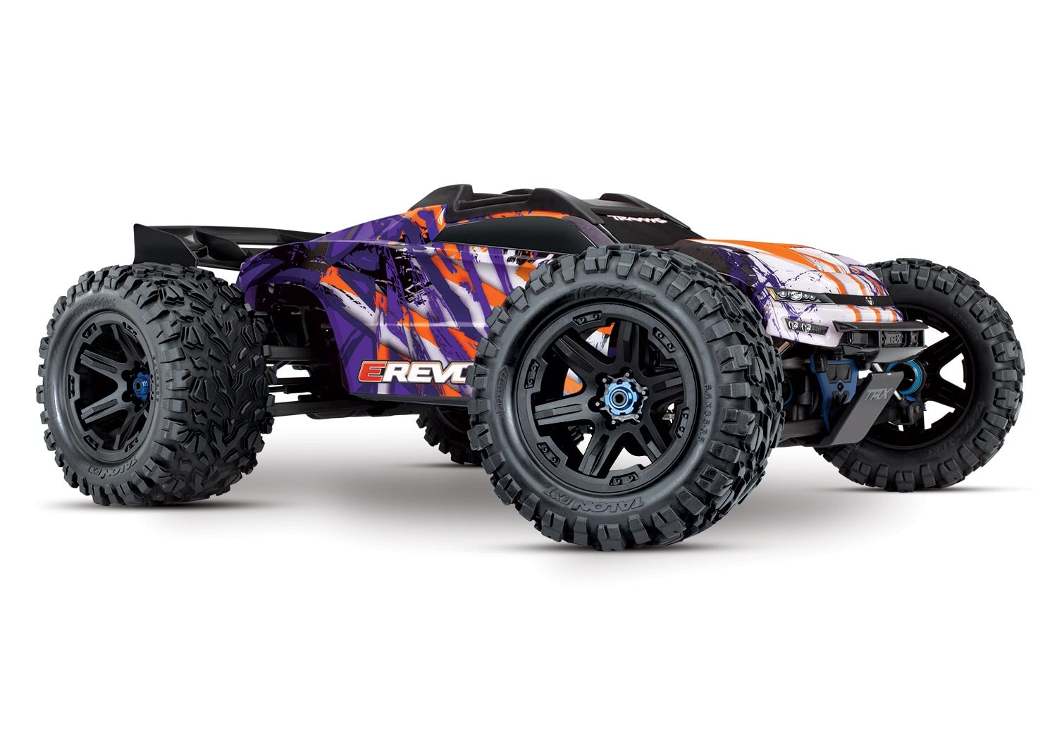 Traxxas Two-step: New Color Options for the E-Revo