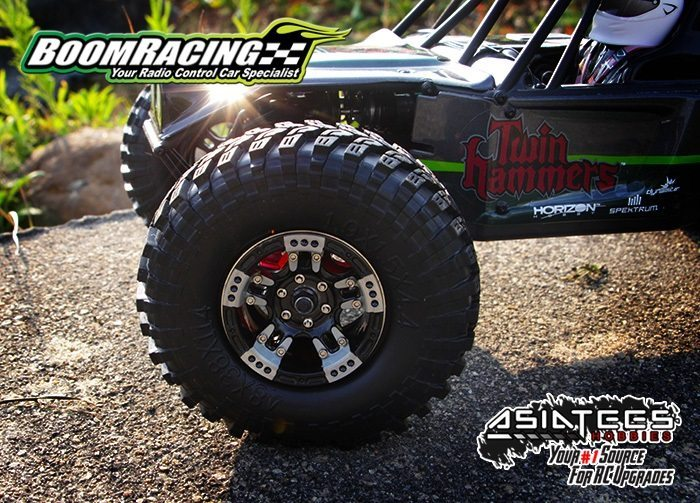 Boom Racing Releases New Aluminum Beadlock Wheels