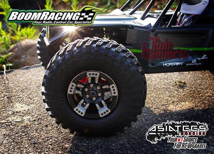 Boom Racing Releases New Aluminum Beadlock Wheels