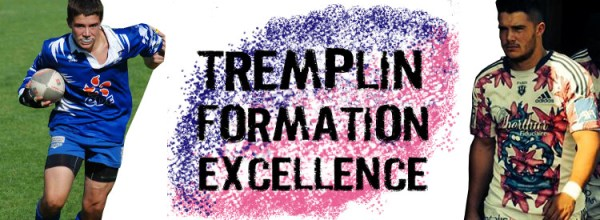 Tremplin Formation Excellence avec le Stade Français Paris