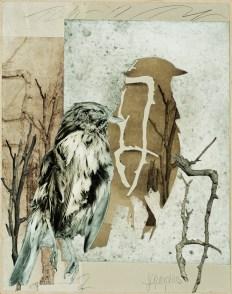 JGregorius #29 Bird Series photopolymer 14 x 11 $200