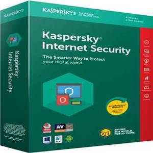 Kaspersky Internet Security 3 Users 1 Year