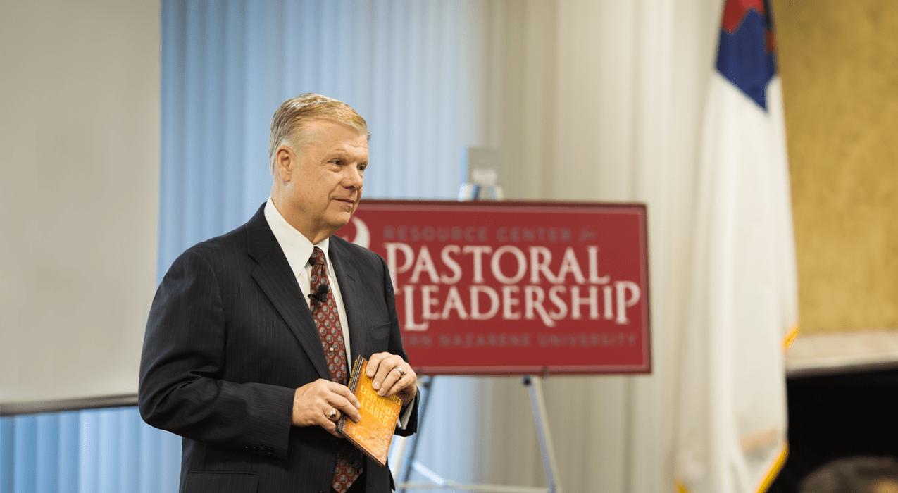 Resource Center for Pastoral Leadership - Founder Dr. Stan Toler