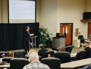 Pastors Forum Spring 2018 - Dr. Jim Fitzgerald