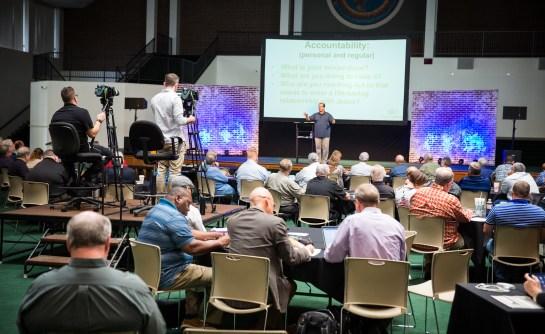 Pastors Forum Oct 2017 - Dr. Kevin Harney