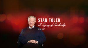 Dr Stan Toler - Living Legacy