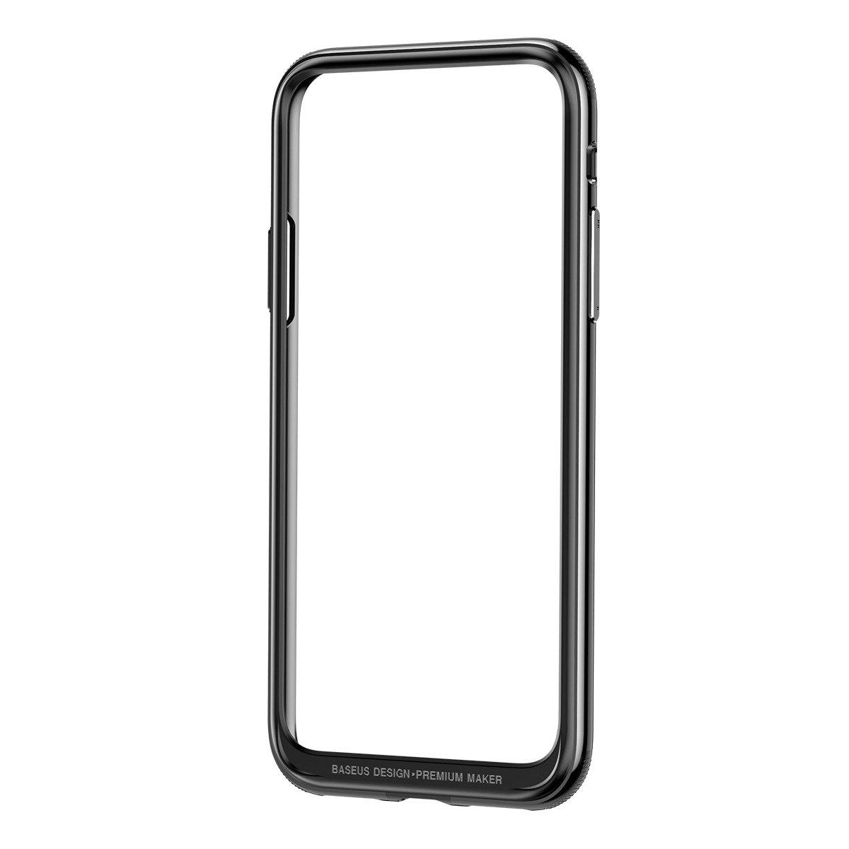 Etui Folia Na Aparat Baseus Bumper Do Iphone X Xs