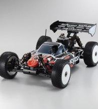 Racing Buggy Kyosho Inferno MP9 TKI Readyset 1/8