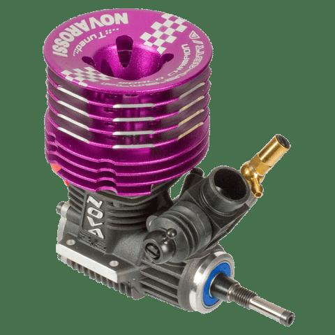 Novarossi PLUS 21-4BTT WC/A Motor