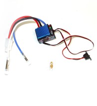 Robitronic Speedstar 2 ESC for Brushed Motors with Foward/Reverse 12 Turn