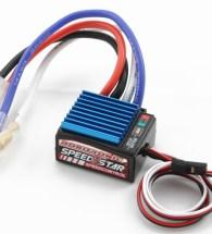 Robitronic Speedstar 2 Speedo Crawler Edition ESC za Brushed Motore