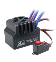 ZTW Beast SL60A Sensorless ESC za 1/10 modele