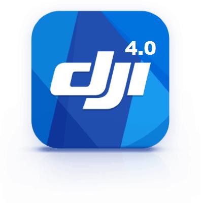 DJI GO 4 - Nova aplikacija