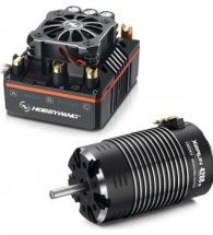 Hobbywing Xerun XR8-PLUS ESC & Xerun 4268SD G2 1900KV Motor Combo