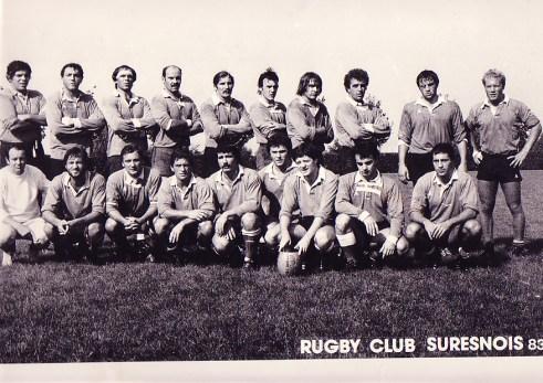 Séniors 1983-1984