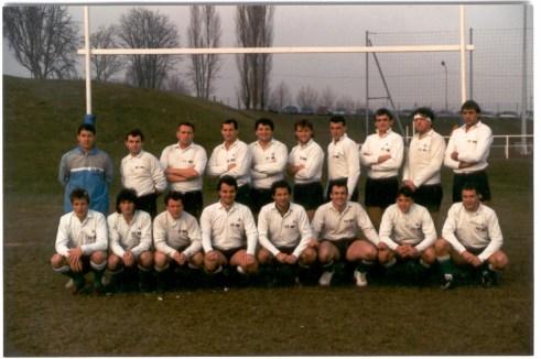 Séniors 1989-1990