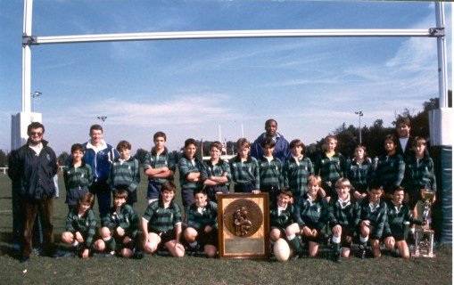 Tournoi d'Ussel 1994-1995