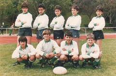 Ecole de Rugby 1986-1987