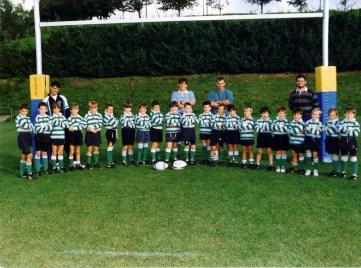 Ecole de Rugby 1993-1994