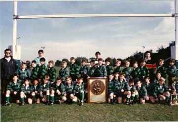 Poussins 1994