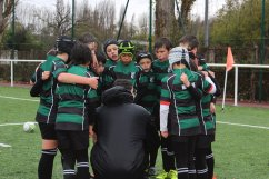 Benjamins Equipe 3 : match contre Garches