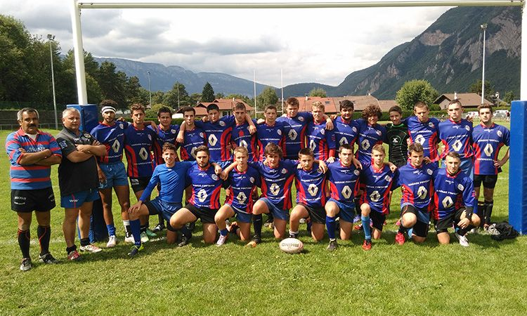 Rugby Club Thnes Aravis Quipe U18