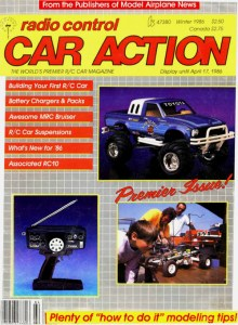 Radio Control Car Action Issue 1