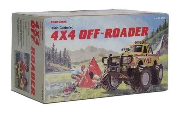 Tandy/Radio Shack 4x4 Off-Roader
