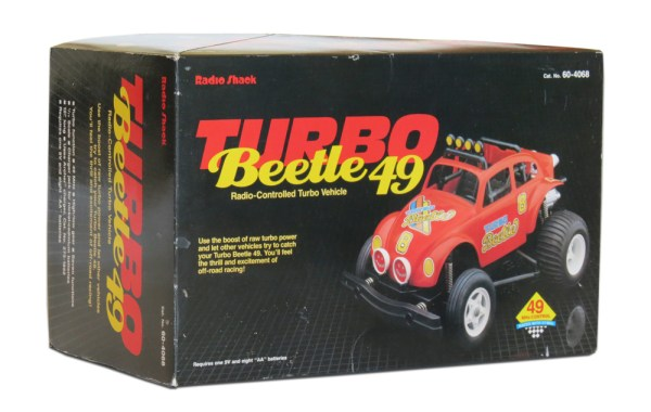 Tandy/Radio Shack Turbo Beetle