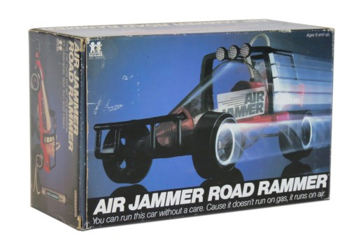 Tomy Air Jammer Road Rammer