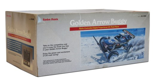 Tandy/Radio Shack Golden Arrow