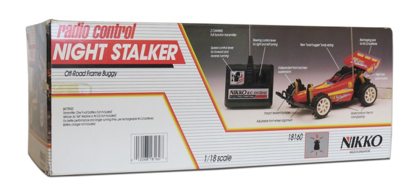 Nikko Night Stalker