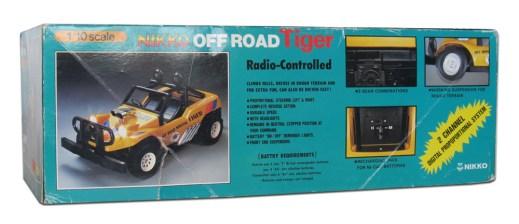 Nikko Off Road Tiger