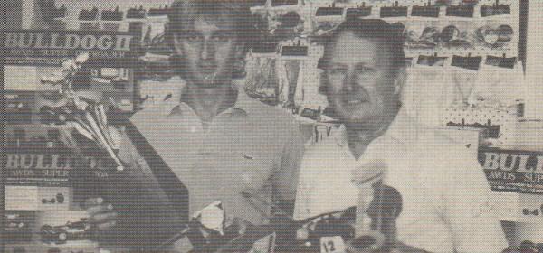 Model Engines Hobby Shop, Richmond, Melbourne, Australia in 1987