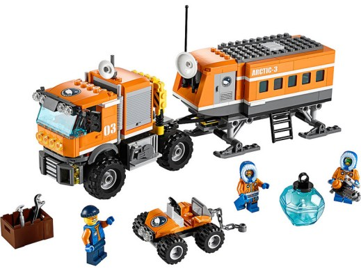 Lego Arctic Outpost