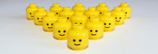 Lego Minifigure Faces