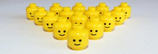Lego Minifigure Faces