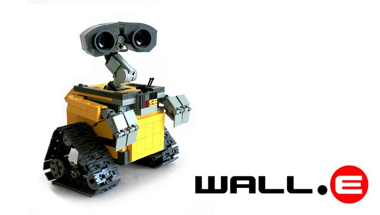 LegoWallE